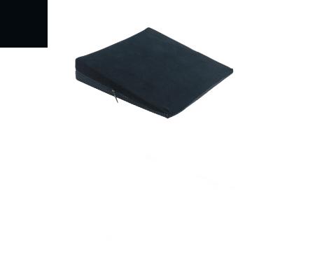 elsa Keilkissen Standard mit Noppen Keilkissen 37 x 37 8/1 cm schwarz