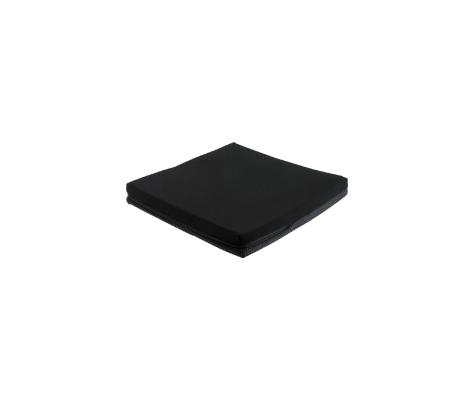 elsa Sitzkissen AB (mit herausnehmbarem Keil) 40cm x 40cm x 5cm schwarz