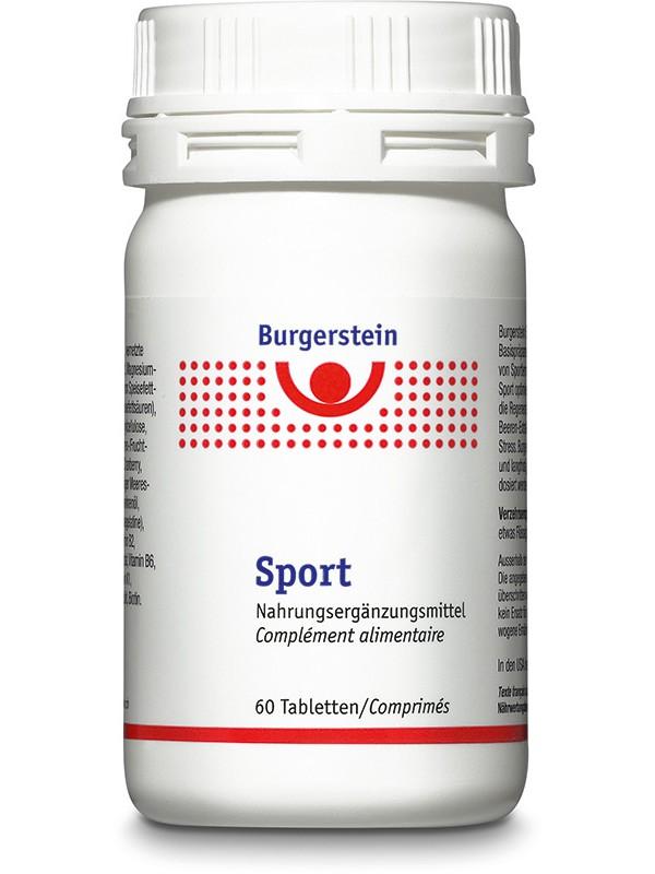 Burgerstein Sport Tabl 60 Stk
