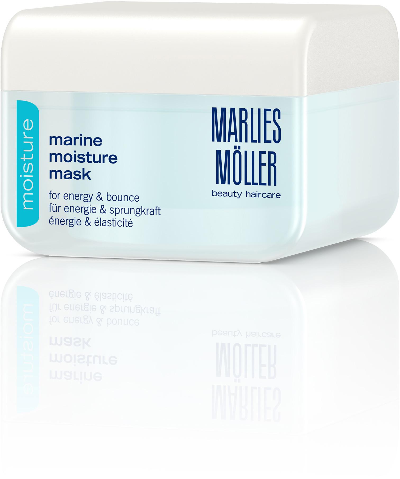 Marlies Möller Care Moist Marine Mask 125 ml