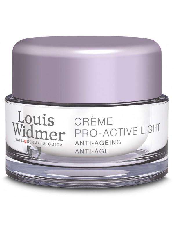 Louis Widmer Creme Pro Act Light Parf 50 ml