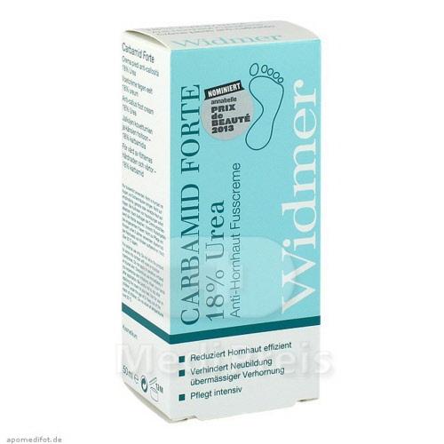 Louis Widmer Carbamid Forte 18 % Urea Tb 50 ml