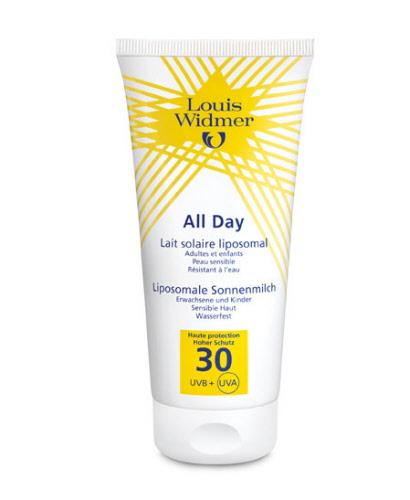 Louis Widmer Sun All Day 30 Unparf 100 ml