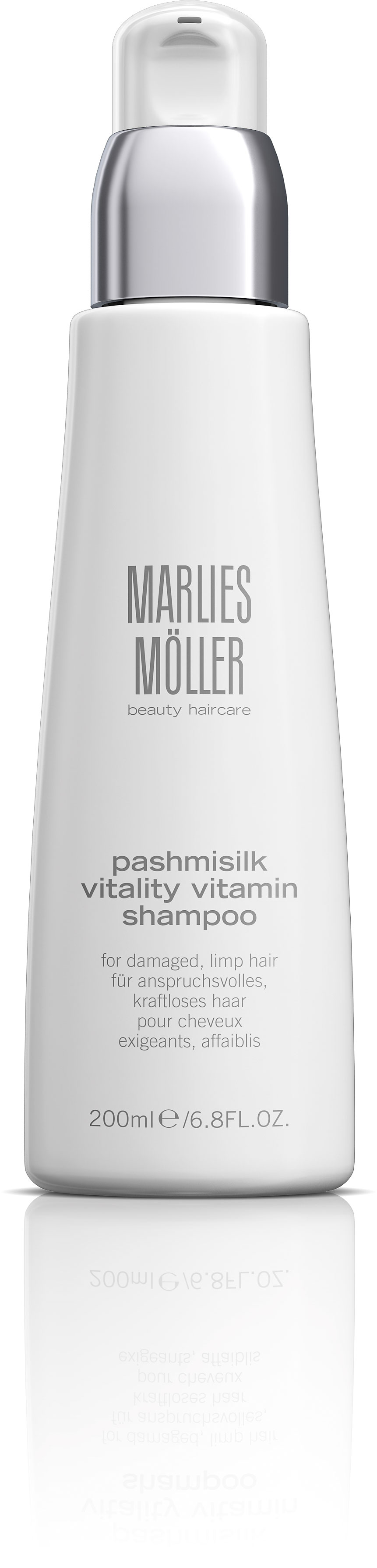 Marlies Möller Pash Silk Del Vit Shamp 200 ml