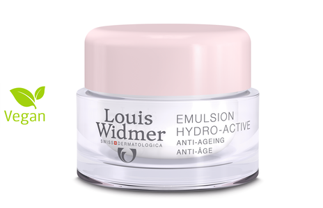 Louis Widmer Tagesemulsion Hydro-Activ Unparf 50 ml