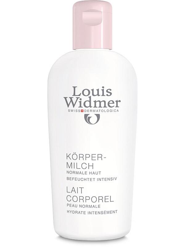 Louis Widmer Körpermilch unparf 200 ml