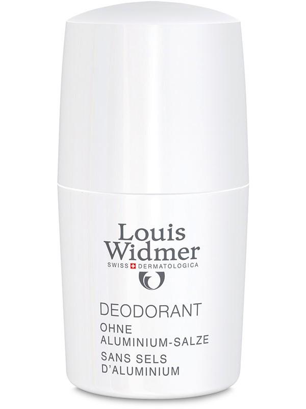 Louis Widmer Deo o/Alum Unparf 50 ml