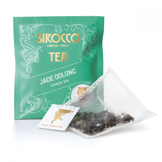 Sirocco Teebeutel Jade Oolong 20 Stk