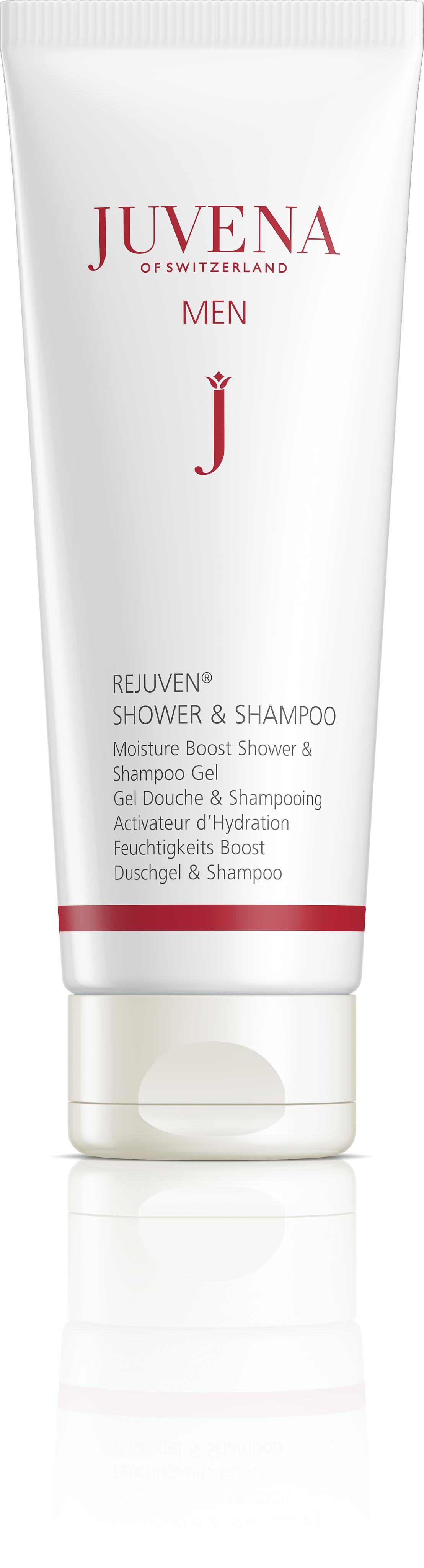 Juvena Rejuven Men Moist Boost Shower&SG 200 ml