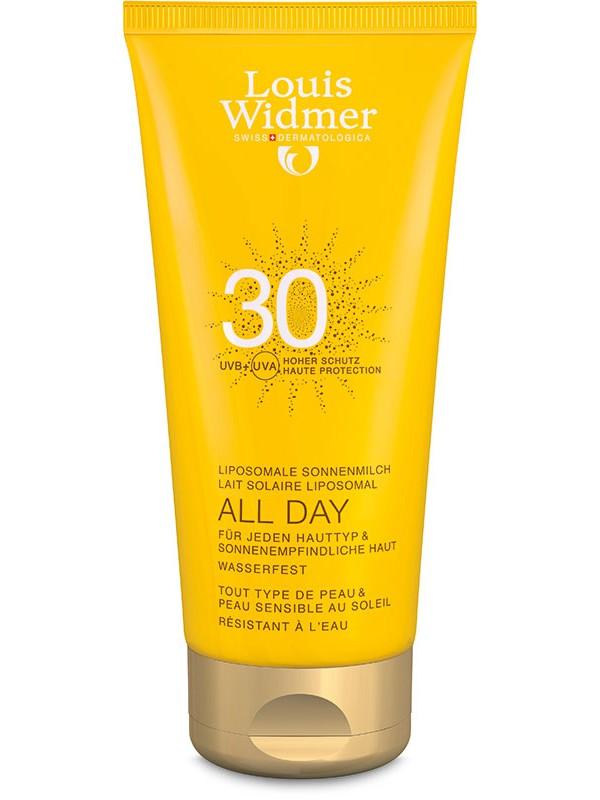 Louis Widmer Sun All Day 30 Parf 200 ml