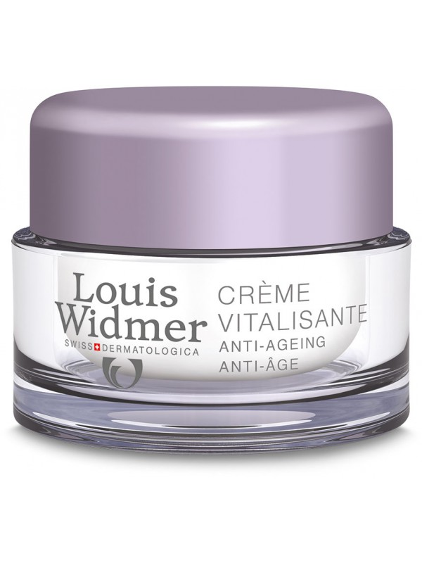 Louis Widmer Creme Vitalisante Unaparf 50 ml