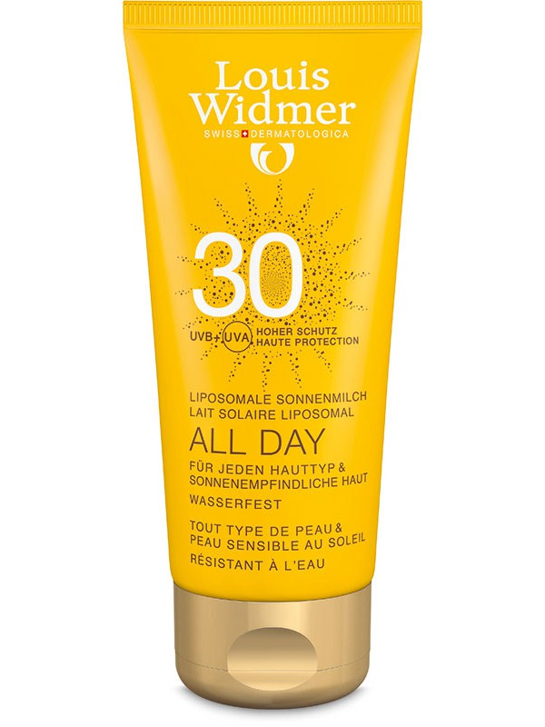Louis Widmer Sun All Day 30 Parf 100 ml