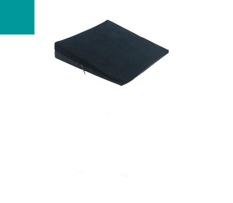 elsa Keilkissen Standard ohne Noppen Keilkissen 37 x 37 8/1 cm türkis