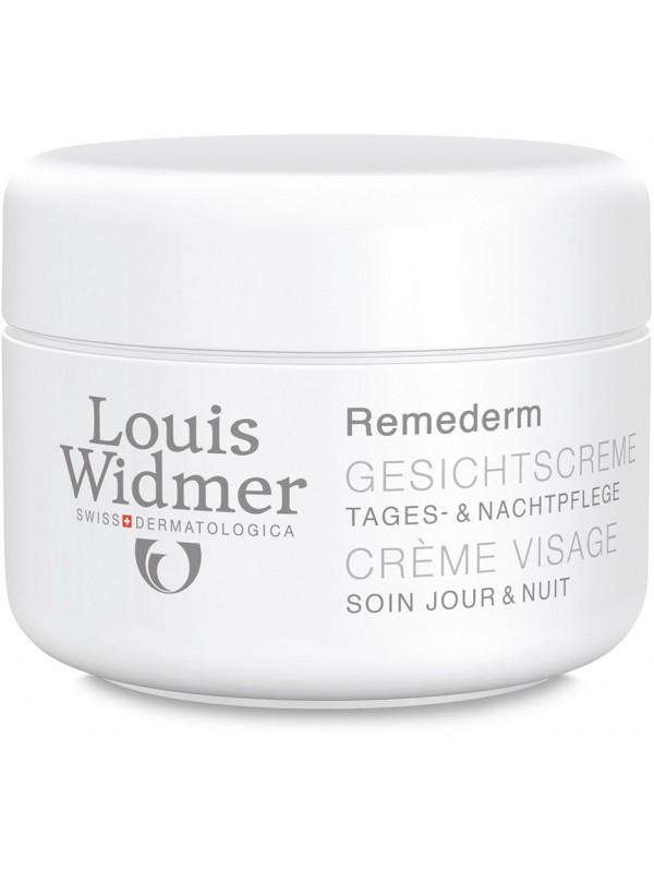 Louis Widmer Remederm Gesichtscreme Unparf 50 ml