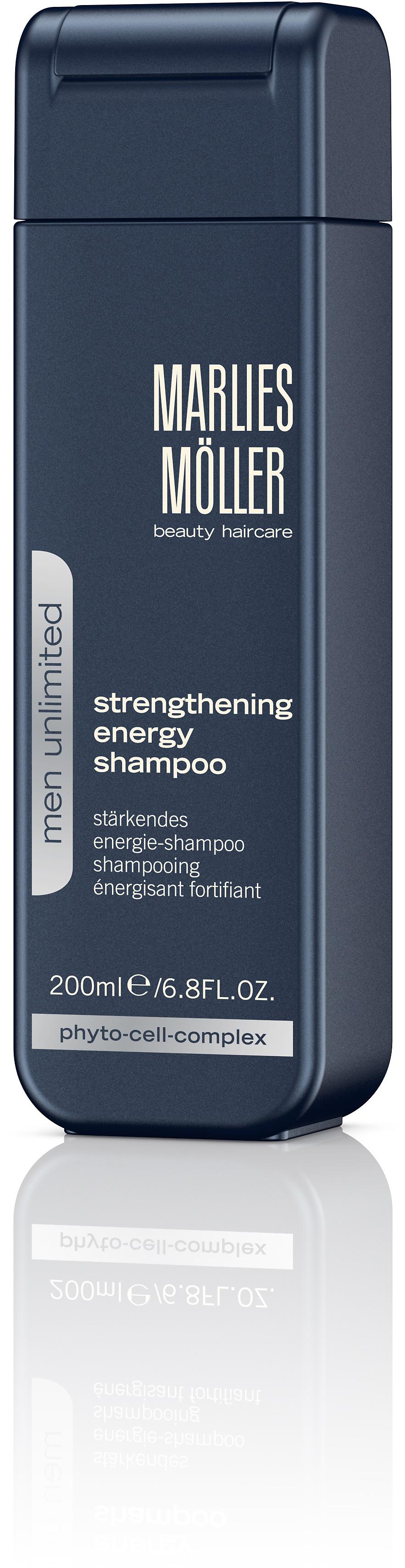 Marlies Möller Men Unlimit Strengthening Shampoo 200 ml